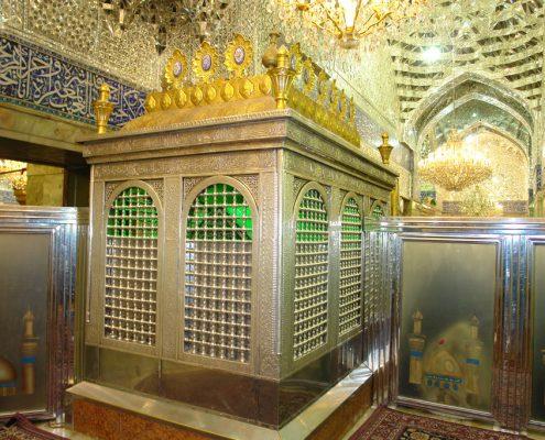 آرامگاه حبیب بن مظاهر اسدی