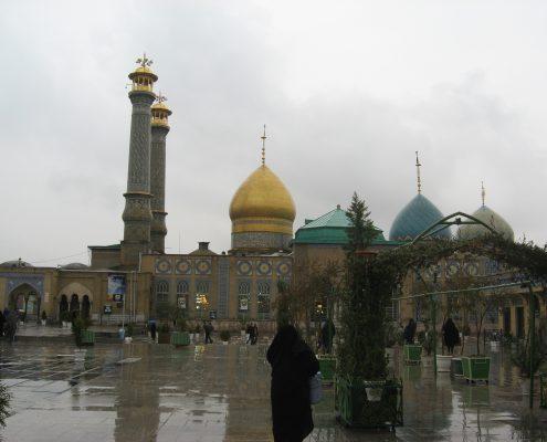 شاه عبدالعظیم تهران