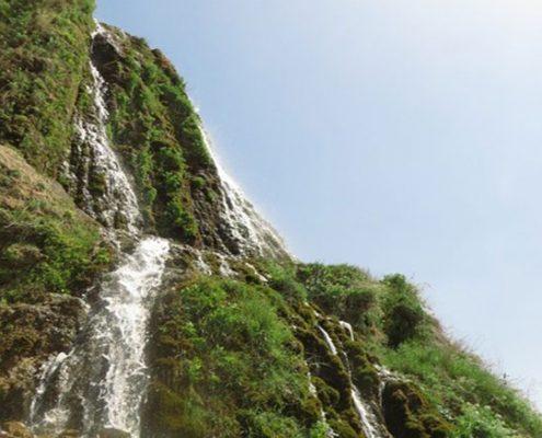 آبشار منج یاسوج