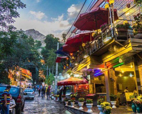 ییلاق دربند تهران