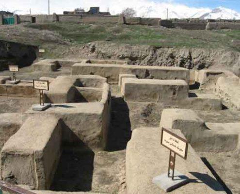 شهر تاریخی هگمتانه همدان