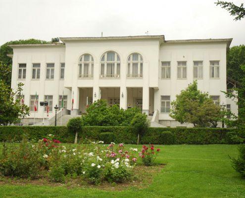 کاخ سفید تهران