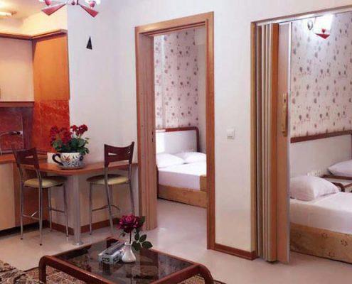 هتل آپارتمان 1 ستاره کنعان
