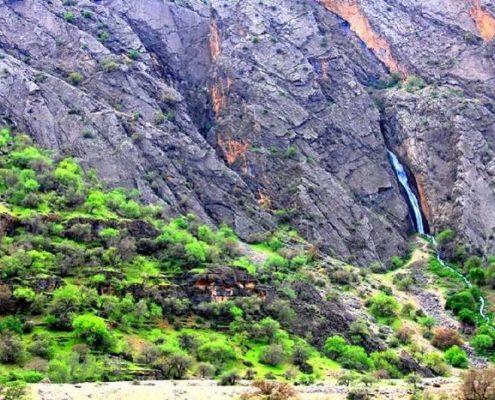 آبشار دره عشق شهرکرد