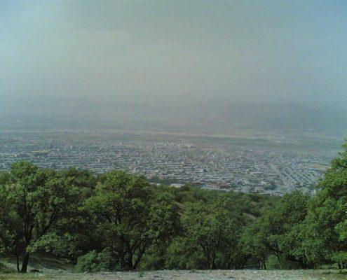 پارک کوهستانی یاسوج