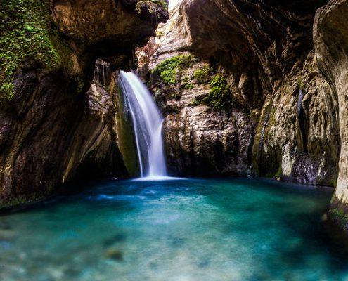 تنگ و آبشار تامرادی یاسوج